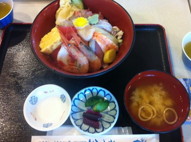★海鮮丼★